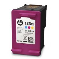 Картридж HP № 123XL цветной UNIJET