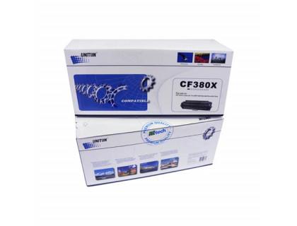 Картридж CF380X Hewlett Packard (HP) Black (черный) (4400 копий) UNITON Premium