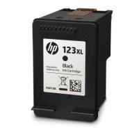 Картридж HP № 123XL черный UNIJET