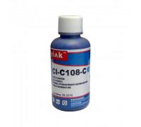 Чернила для CANON CLI-426/526/726C(100мл,cyan) CI-C108-C Gloria MyInk