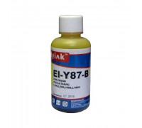 Чернила для EPSON (T6734) L100/L200/ L655/ L800/ L1800 (100мл, yellow) EI-Y87-B Gloria MyInk
