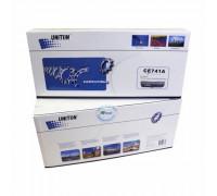 Картридж HP Color LJ CP 5225 CE741A (307A) син (7,3K,R) UNITON Premium