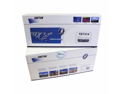 Картридж CE741A Hewlett Packard (HP) Cyan (голубой) (7300 копий) UNITON Premium