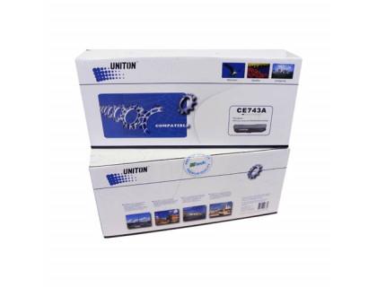 Картридж CE743A CE743A Magenta (пурпурный) (7300 копий) UNITON Premium