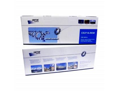 Картридж CE271A Hewlett Packard (HP) Cyan (голубой) (13000 копий) UNITON Premium