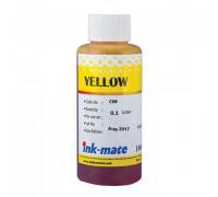 Чернила для CANON CLI-426/526 (100мл, Dye, yellow) CIM-720Y Ink-Mate