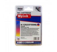 Картридж HP № 135 цветной MyInk восстановленный