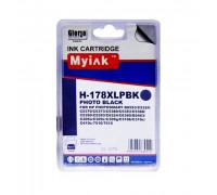 Картридж HP № 178XL фото-черный MyInk