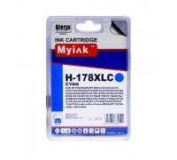 Картридж HP № 178XL голубой MyInk