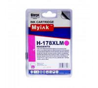 Картридж HP № 178XL пурпурный MyInk