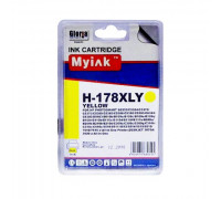 Картридж HP № 178XL желтый MyInk