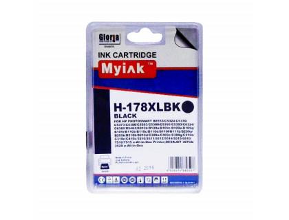 Картридж HP № 178XL черный MyInk