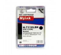 Картридж HP № 711 черный MyInk