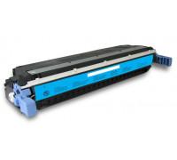 Картридж HP Color LJ 5500 C9731A (645A) (восстановленный) син (12K ) UNITON Premium
