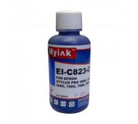 Чернила для EPSON (T0592) St Pro R2400/2880/ 3000/3800/7800/9800/7880/9880 (100мл, cyan, Pigment) EI-C823-B EverBrite MyInk