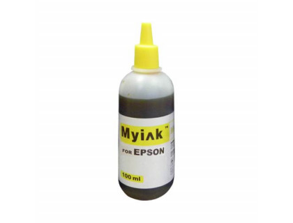 Чернила для EPSON (Т0824/T0814/T0804) St Photo T10/T50/P50/R200/R270/RX590 (100мл,yellow) EI-Y504-D Gloria MyInk