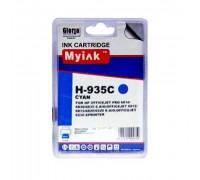 Картридж HP № 935XL голубой MyInk