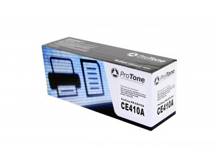 Картридж CE410A Hewlett Packard (HP) Black (черный) (2200 копий) ProTone