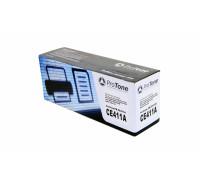Картридж ProTone CE411A для HP (2600 стр.) голубой