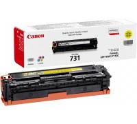 Картридж для CANON LBP-7100 Cartridge 731Y желт (1,5K) UNITON Premium