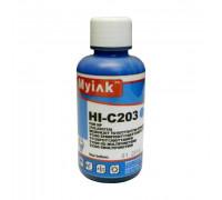 Чернила для HP ( 72) С9371А (100мл,cyan) HI-C203 Gloria MyInk