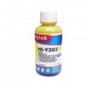 Чернила для HP ( 72) С9373А (100мл,yellow) HI-Y203 Gloria MyInk