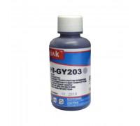 Чернила для HP ( 72) С9374А (100мл,grey) HI-GY203 Gloria MyInk