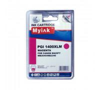 Картридж CANON PGI-1400XLM пурпурный MyInk