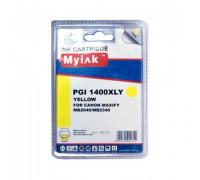 Картридж CANON PGI-1400XLY желтый MyInk