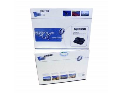 Картридж CE255X Hewlett Packard (HP) Black (черный) (12500 копий) UNITON Premium