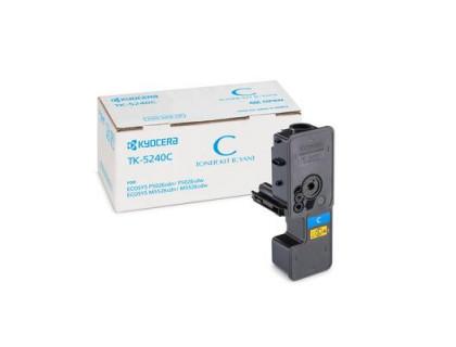 Картридж TK-5240C Kyocera Cyan (голубой) (3000 копий) UNITON Premium