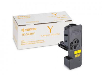 Картридж TK-5240Y Kyocera Yellow (желтый) (3000 копий) UNITON Premium