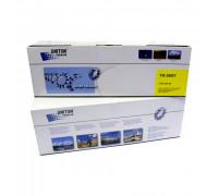 Тонер-картридж для (TK-590Y) KYOCERA FS-C5250/2026/2526/2626 (5K) желт UNITON Premium