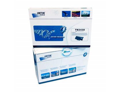 Картридж для BROTHER HL-L5000/6300/6400/DCP-L5500/6600/MFC-5700/6800 TN-3430 (3K) UNITON Premium