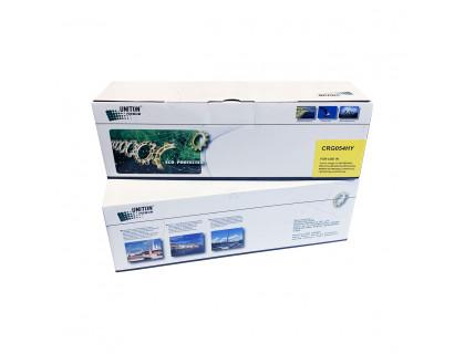 Картридж для CANON LBP-621/623/MF641/643/645 Cartridge 054H Y желт (2,3K) UNITON Premium