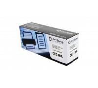 Картридж HP CE310A для LaserJet PRO CP1025/100 M175 (126A) ч (1,2K) Protone