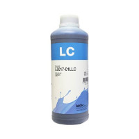 Чернила для EPSON (T6735/6745) L800, L1800, L810, L815, L850, L805 (1л, light cyan) E0017-01LLC InkTec