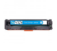 Картридж для HP Color LJ M154/ M180/M181 CF531A (205A) син (0,9K) UNITON Premium