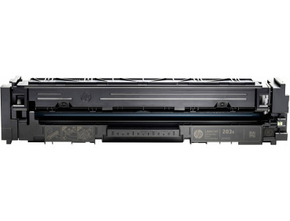 Картридж CF540X Hewlett Packard (HP) Black (черный) (3200 копий) UNITON Premium
