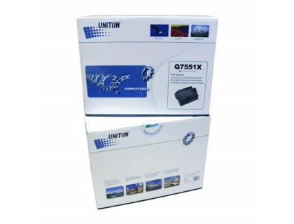 Картридж для HP LJ P3005 Q7551X (13K) UNITON Premium