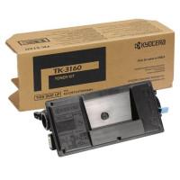 Тонер-картридж для (TK-3160) KYOCERA P3045DN/P3050DN/P3055DN/P3060DN (12,5K) UNITON Eco