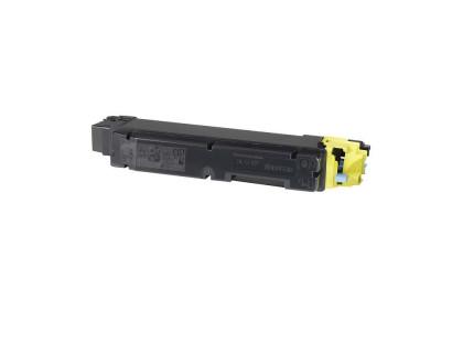 Тонер-картридж для (TK-5140Y) KYOCERA ECOSYS P6130/M6030/M6530 (5K) желт UNITON Premium