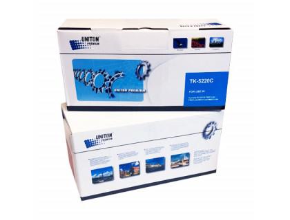 Тонер-картридж для (TK-5220C) KYOCERA ECOSYS P5021/M5521 (1,2K) син UNITON Premium