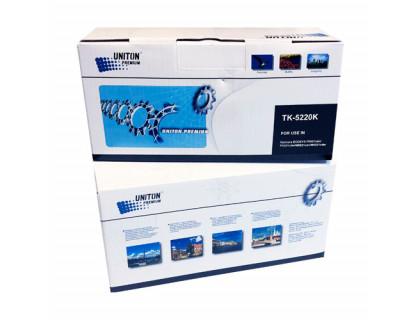 Тонер-картридж для (TK-5220K) KYOCERA ECOSYS P5021/M5521 (1,2K) ч UNITON Premium