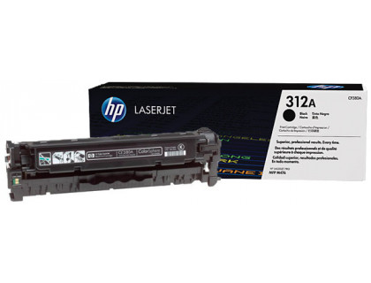 Картридж CF380A Hewlett Packard (HP) Black (черный) (2400 копий) UNITON Premium