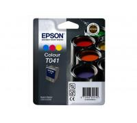 Картридж (T041) EPSON St C62 цв InkTec