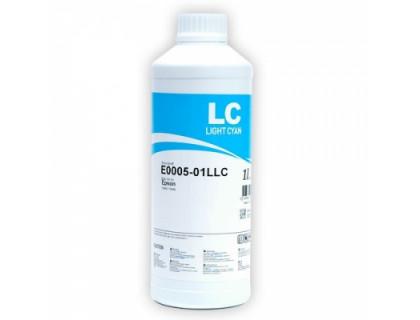 Чернила для EPSON (Т0345) St Photo 2100 (1л,light cyan) E10034-01LLC InkTec