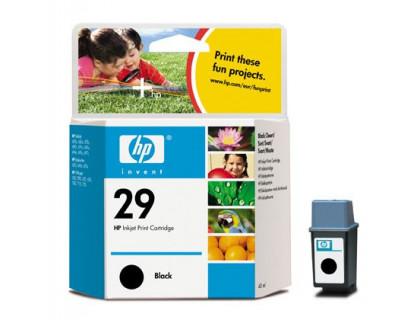 Картридж ( 29) HP DJ 6XX 51629А 40ml ч Unijet