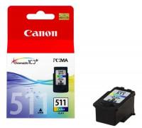 Картридж CANON CL-511 цветной Canon оригинальный