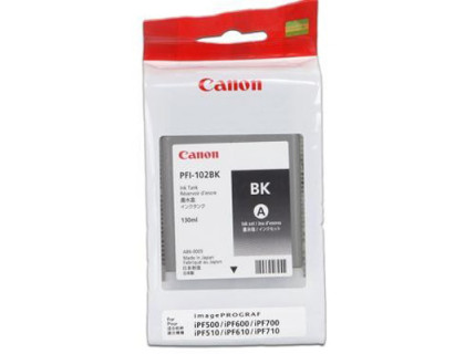 Картридж CANON PFI-102MBK матово-черный MyInk